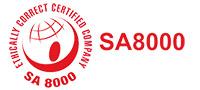 logo SA 8000