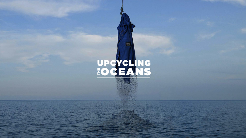 Upcycling the oceans - Ecoalf