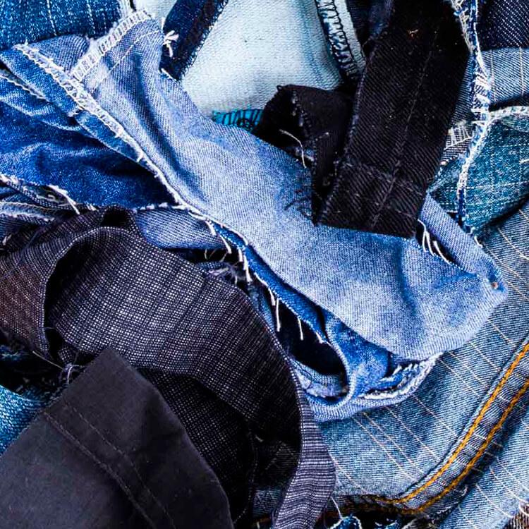 Le jean peut être une matière durable et responsable